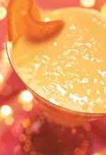Shake cu aroma de mango si portocale