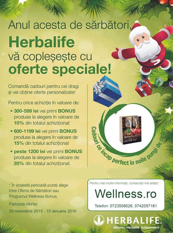 herbalife reduceri
