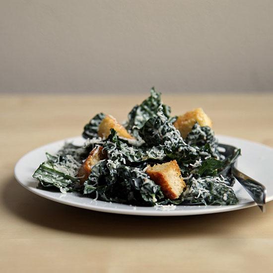 Salata Cezar cu crutoane