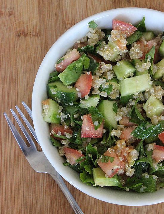 Salata-de-Quinoa