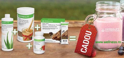 Oferta produse Herbalife
