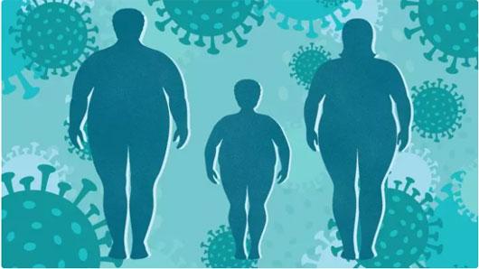Obesitatea scade imunitatea