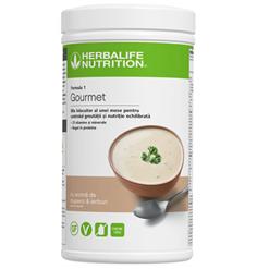 Formula 1 Gourmet ciuperci Herbalife