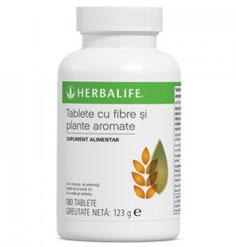 Fibre si Plante aromate Tablete