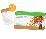 Boabe de soia Herbalife cu fibre (12 pachete)